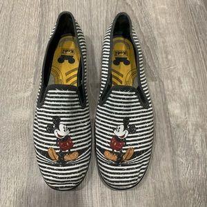 Keds Shoes - KEDS Mickey Mouse Disney Striped KEDS